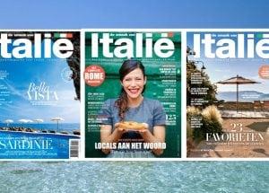 Redactielunch van De Smaak van Italie