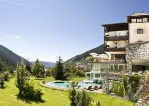 Romantik Hotel Post Dolomieten