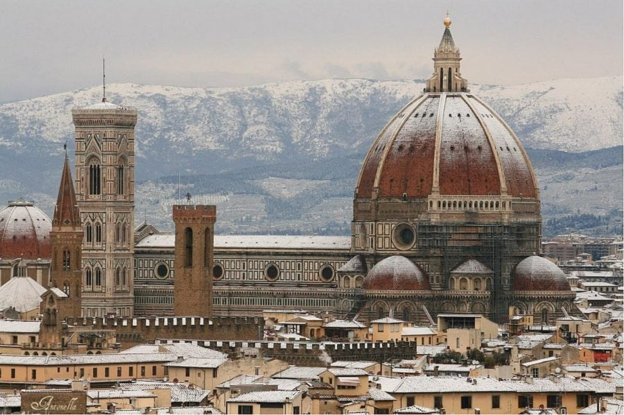 Florence Toscane winter
